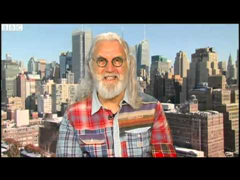 BBC News   Billy Connolly on Scotland's vote, and a new TV animation