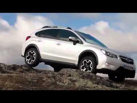 فيديو سيارة سوبارو XV كروس تريك الهجين 2014