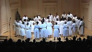 The Singing & Praying Band: African American a Capella Sacred Music from Delaware and Maryland
