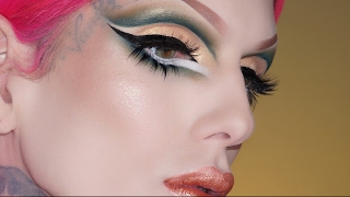 WALKING INTO YOUR MAN'S BEDROOM ♥ Makeup Tutorial | Androgyny Palette