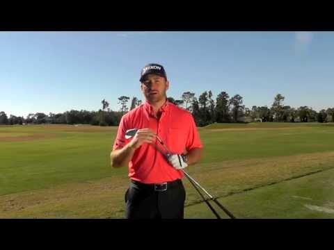 Graeme McDowell explains bounce angle in golf clubs