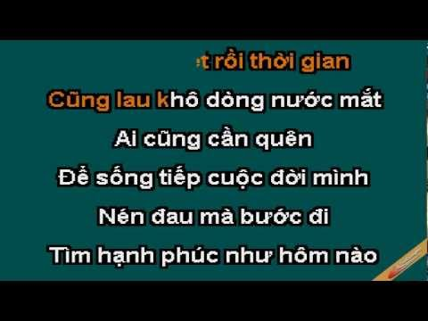 Chi Con La Giac Mo Karaoke - Đăng Khôi - CaoCuongPro