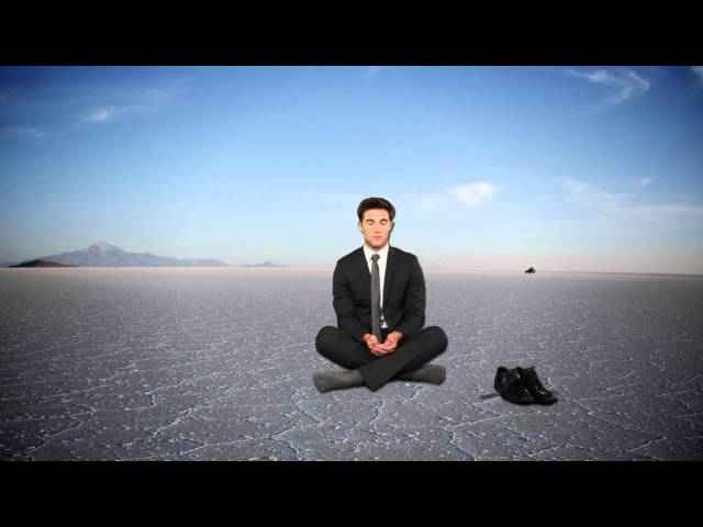 Meditate in a dry desert (with Mallika Chopra) | The Meditator Ep 45