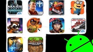 Top 10 Jogos Para Android 2014 #2