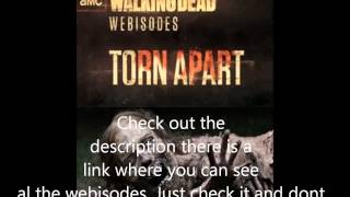 Watch The Walking Dead: Webisode#1 Torn Apart Online