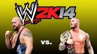 WWE 2K14: Big Show Vs Randy Orton (WWE
