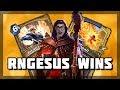 Hearthstone RNGesus Wins