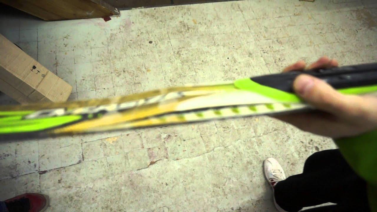 Отремонтировать лыжи своими руками
