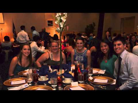 Soirée on the Seas - JMU Hospitality Management 2013