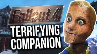 The Most Terrifying Fallout 4 Companion Mod