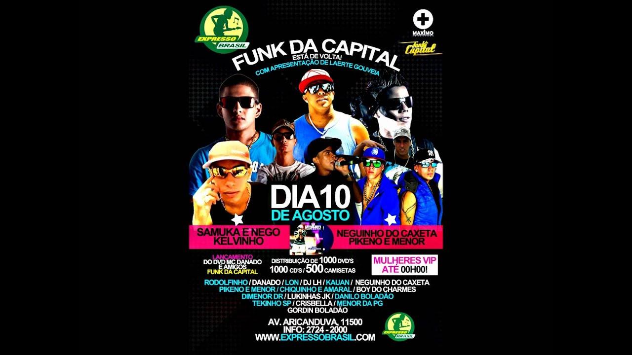 dvd funk da capital 2012