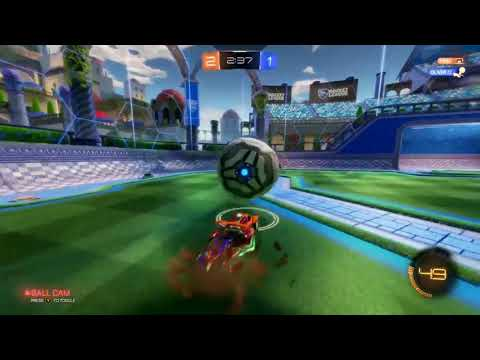 Rocket League Best Skills #1