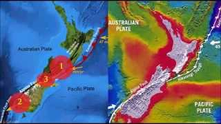 New Zealand Earthquake Watch August 9-11, 2014