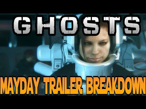 Ghosts : Mayday Trailer Breakdown - New Gameplay Info (
