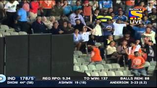 India Innings Sixes India Vs New Zealand 3rd ODI