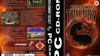 Descargar Mortal Kombat Trilogy FULL Gratis En Español PC
