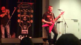 ANNIHILATOR Jeff Waters - Braindance (At BTM Guitar)