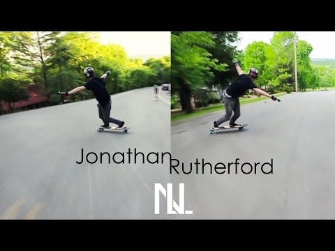 Jonathan Rutherford - Get Busy [Nelson Longboards]