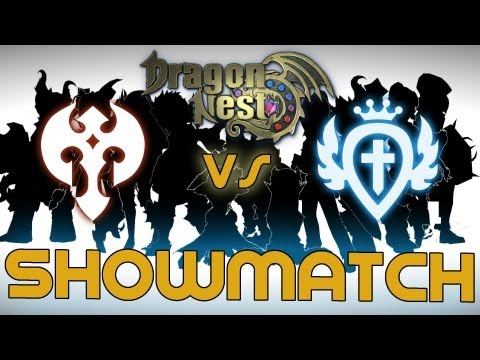 SHOWMATCH #89 - ployrev (Barbarian) vs Aerate (Guardian) - Dragon Nest SEA