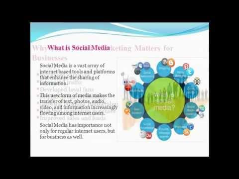 SMO Services Hyderabad - Social Media Marketing