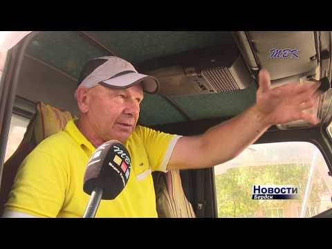 Автомобилисты Бердска по прежнему недовольны светофором около ТЦ «Орбита»