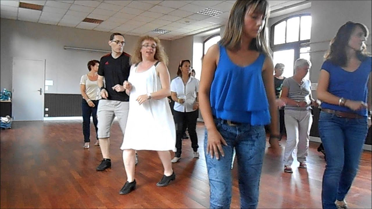 I was there for you -  Line dance  Maps Maroon 5