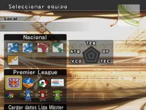 Pes 6009 Actualizado 2012