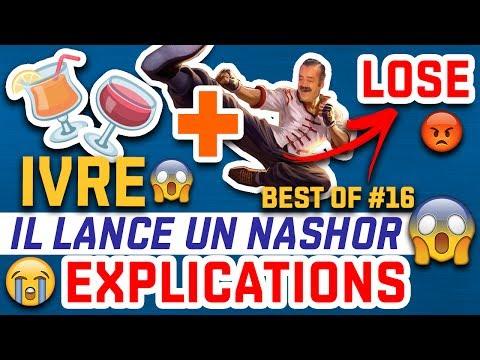 BEST OF LOL #16 - IVRE, IL LANCE UN NASHOR : EXPLICATIONS - League of Legends