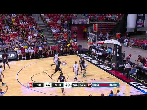 Summer League: Chicago Bulls vs Minnesota Timberwolves