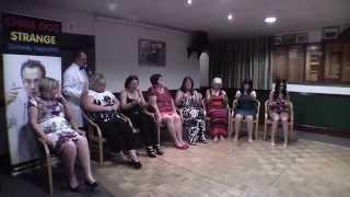 Keswick Ladies Only Crazy Comedy Hypnotist Show Warning