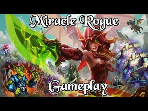 [Legend] Gameplay: MrYagut's Miracle Rogue Kobolds And Catacombs (Hearthstone Guide How to Play)