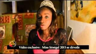 Miss Sénégal 2013 se dévoile