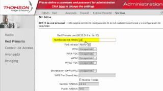 #4 Como Cambiar Contraseña Y Nombre De Red Wifi