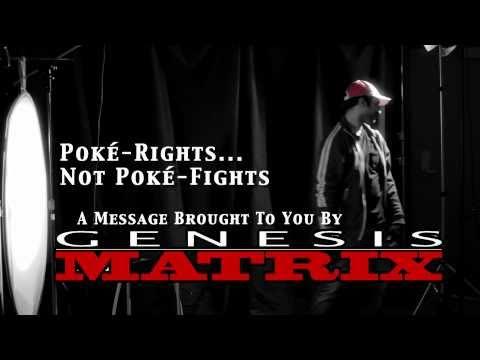 Poke-Rights, Not Poke-Fights PSA