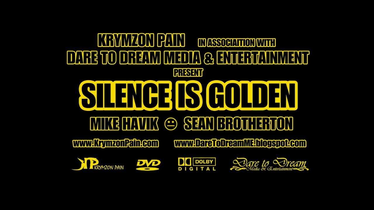 silence is golden short essay