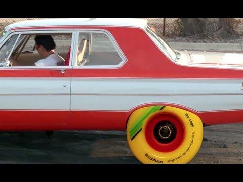 Orangatang Centerset Freeride Wheels (Teaser)
