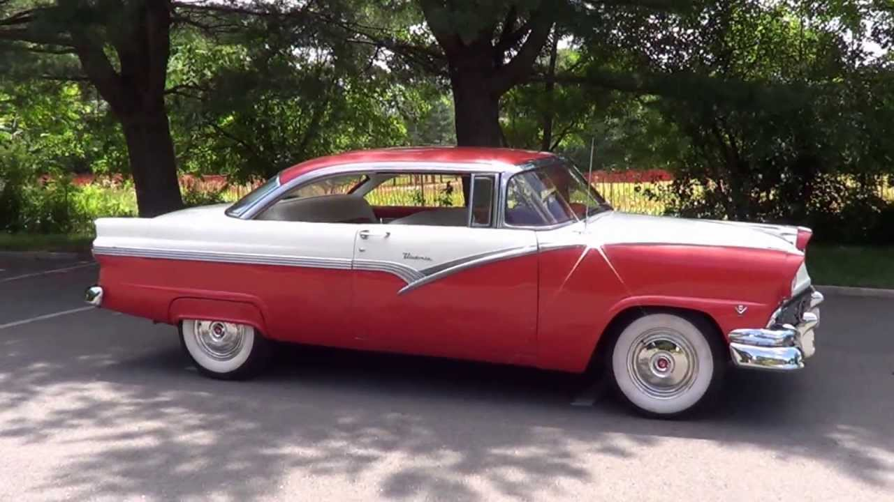 1956 56 ford fairlane victoria for sale youtube. Black Bedroom Furniture Sets. Home Design Ideas