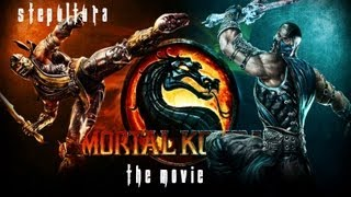 Mortal Kombat [Game Movie - Full Length] {HD}