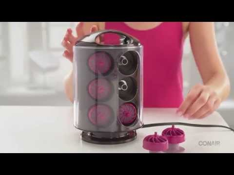 Infiniti PRO by Conair® Secret Curl™ How-To Video