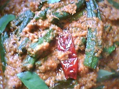 Bhindi masala (okra masala)