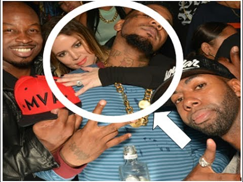 Khloe Kardashian And The Game Spotted Clubbing Together