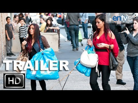 Snooki and JWoww Vs. The World Official Trailer: Snooki &amp; JWoww Get A Jersey Shore Spinoff Series