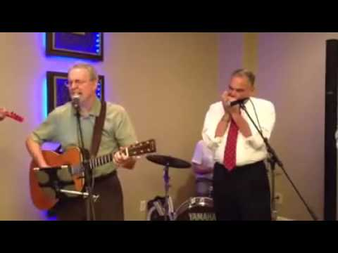Sen. Tim Kaine Plays Harmonica for 17th District House District Candidate Freeda Cathcart