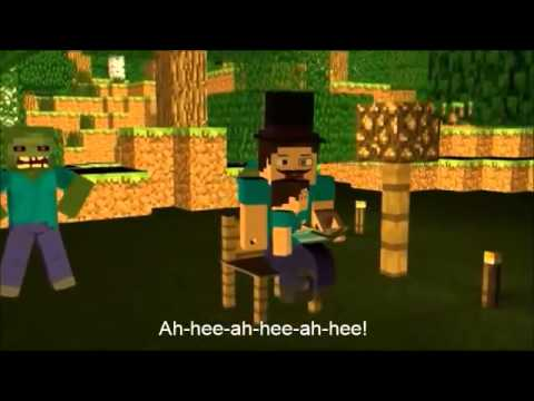 ♫ 'The Squid' ♫   A Minecraft Parody of 'What Does The Fox Say' originally by Ylvis