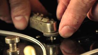Watch the Trade Secrets Video, Tune-o-matic bridge repair tools
