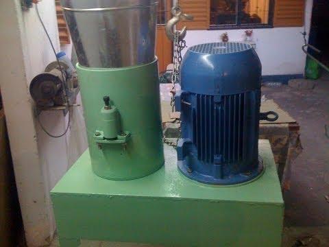 Maquina para hacer pellets alimentos balanceados Animales