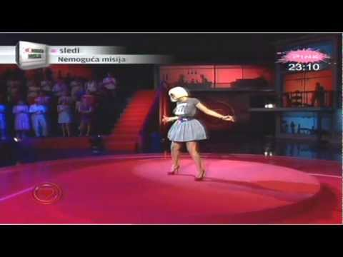 Jelena Karleusa - Savrsen zlocin (Sve za ljubav, 19.07.2012.)