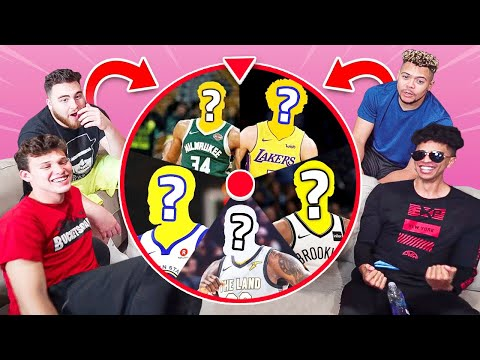 FUNNIEST GUESS THAT NBA PLAYER!