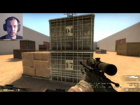 How to use good AWP in CS:GO - tricks and pro tips.