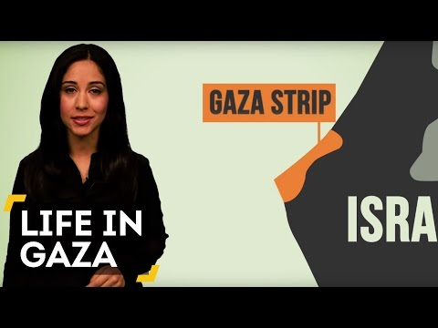 Life in Gaza Explained